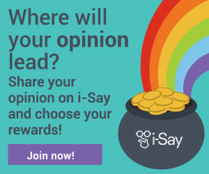 Paid Survey - Ipsos I-Say